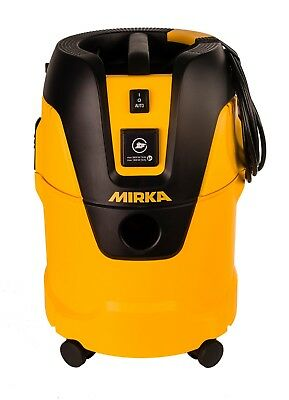 MIRKA 1025L 230v Vacuum Machine / Dust Extractor for CEROS/ DEROS/ MIRO UK 240v