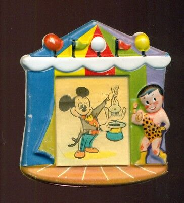 "1950's General Mills Cheerios ""Mickey Mouse Master Magician"" Flicker in Frame"