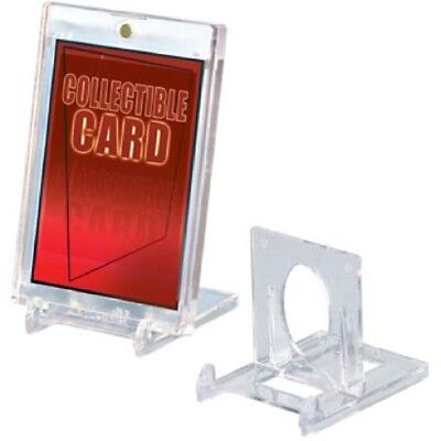 5 pack of Ultra Pro Two-Piece Small Stands - Display your baseball cards! #82022