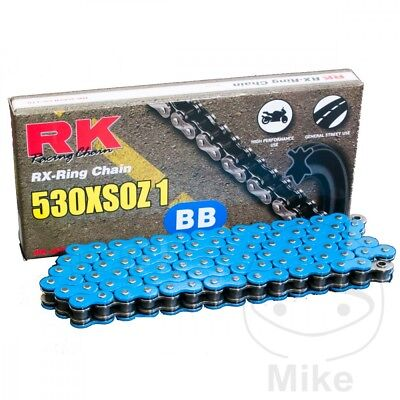 RK XSO 530 x 114 Blue RX-Ring Drive Chain