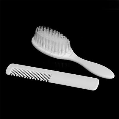 Soft Baby Toddler Hair Brush + Comb Newborn Bath Grooming Plastic ON SALE