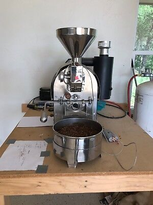 Commercial Coffee Roaster, Gas