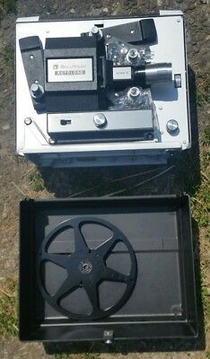 Bell & Howell Autoload 461A 8mm Super 8 Motion Movie Projector