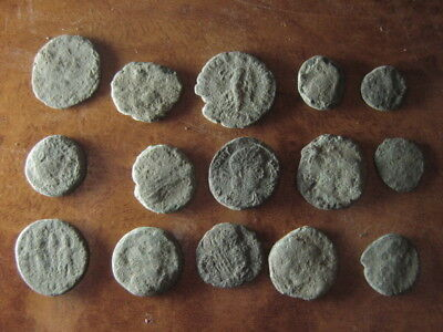 Ancient roman coins lot 20