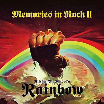 Ritchie Blackmores Rainbow-Memories In Rock Ii  CD NEU