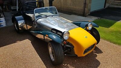 Caterham Super Sprint 1800cc X-Flow. 1988 a very rare car