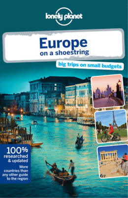 Lonely Planet Europe on a shoestring (Travel Guide), Lonely Planet & Masters, To