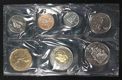 2000 Canada Proof-Like PL Coin Set
