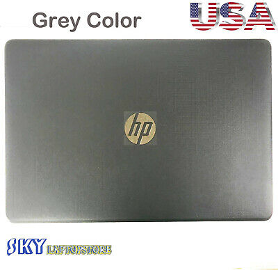 New Genuine HP 15BS 15-BS 15-BW Smoke Gray LCD Back Cover 924894-001 US Seller