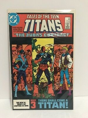 Tales of the Teen Titans 44 1st Appearance of Nightwing VF-NM Comic Book!!!!