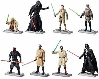 BRAND NEW Star Wars Movies 8 Figure Multipack 3.75-inch Action Figures