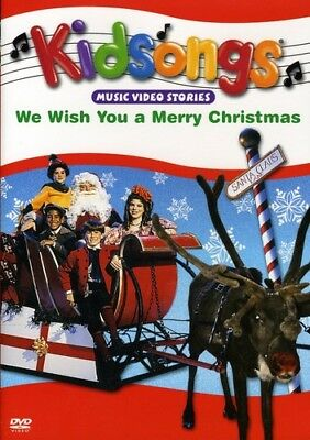 Kidsongs - Kidsongs: We Wish You Merry Christmas [New DVD]
