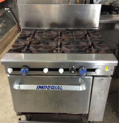 Imperial Commercial LPG Gas Stove