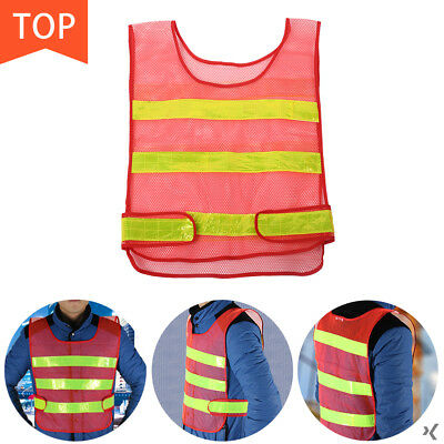 Reflective Vest Reflective Clothes Traffic Clothes High Visibility Children