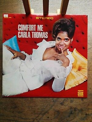 Carla Thomas ‎– Comfort Me ~ Stax, Germany '66