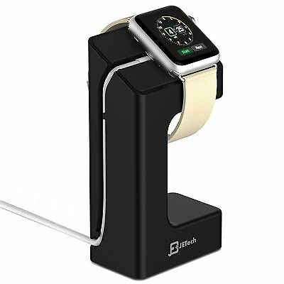 JETech Apple Watch Stand Charge Station Charging Dock for 38/42mm Serial 1 2 3 4