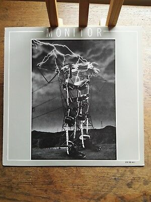 Monitor ~ Experimental, Tribal, New Wave, Punk, Ata Tak '81 Germany