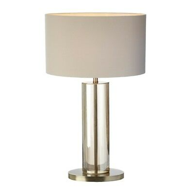 Pair of RV Astley Lisle Table Lamps Gold Antique Brass rrp £204 each