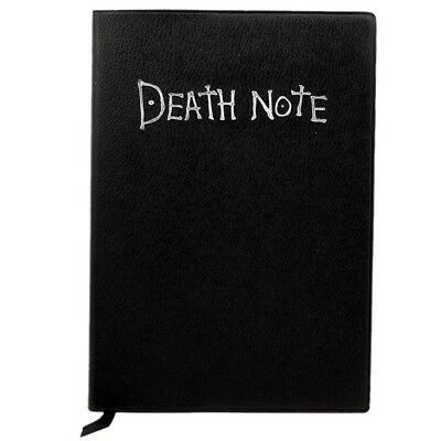 Fashion Anime Theme Death Note Cosplay Notebook New School Large Writing Jour7L5