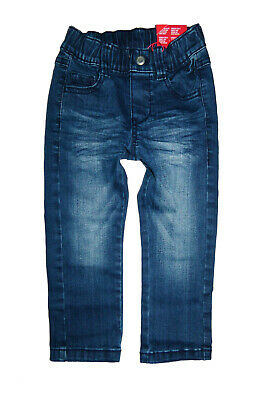 "S.OLIVER Jeans / Hose mit Gummibund Gr. 92-140 ""SHAWN"" Regular blue denim"