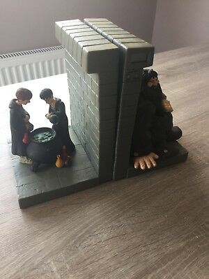 Classic Harry Potter Book Ends