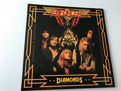 Enforcer – Diamonds, Vinyl LP *RAR*
