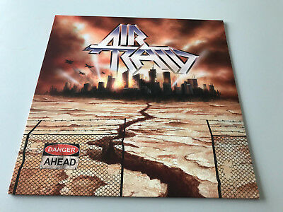 Air Raid  ‎– Danger Ahead  , Vinyl, *RAR*