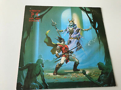 Cirith Ungol ‎– King Of The Dead , Vinyl, Roadrunner Records ‎, *RAR*