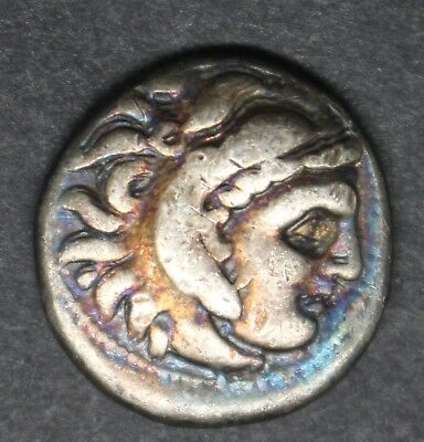 """Alexander Iii """"the Great""""  Silver Drachm"""
