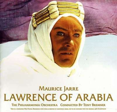 Lawrence D'Arabia O.S.T. Original Soundtrack - Colonna Sonora Originale CD