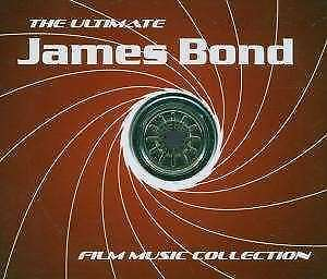 007 The Ultimate James Bond Film Music Collection [4 CD] O.S.T. Soundtrack