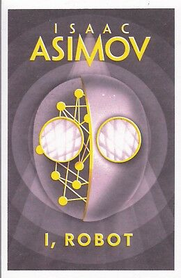 I, ROBOT by ISAAC ASIMOV (Paperback) Book
