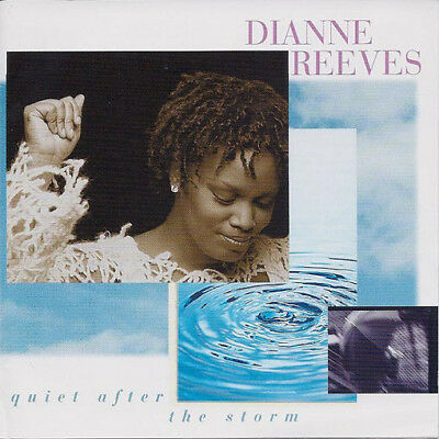 (CD) Dianne Reeves - Quiet After the Storm [1995, Blue Note]