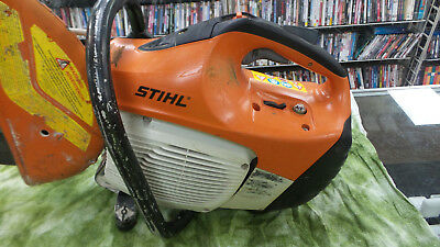 STIHL TS 420 Concrete Cut-Off Saw with Water Line,