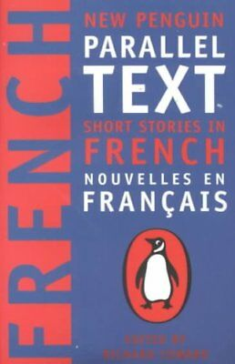 Short Stories in French New Penguin Parallel Texts 9780140265439