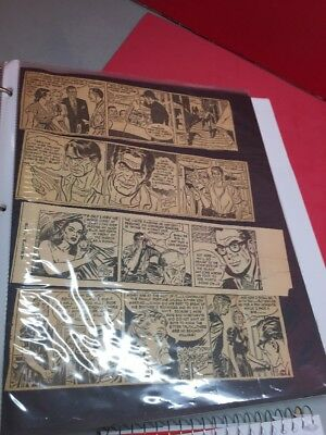 Vintage Newspaper Comic Strips Kerry Drake Jane Arden