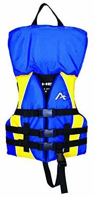 Airhead Child Closed Side Nylon PFD, Blue