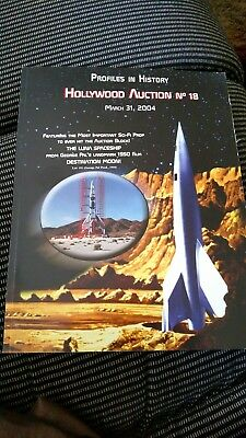 Profiles in History Catalog #18 star trek destination moon lost in space apes