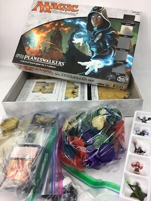 Magic the gathering arena of the Planeswalkers Hasbro Board Game Complete