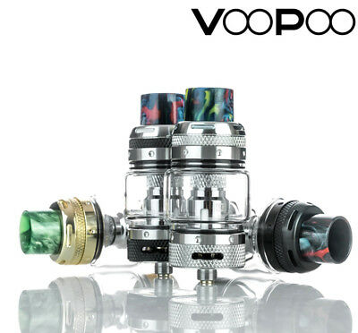 Official VooPoo UFORCE T1 Sub Ohm Tank | Mojo Atomizer | XL Version | UK STOCK