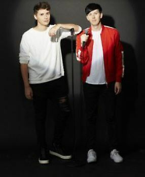 Dan and phil worldwide tour vip meet and greet ticket 9900 dan and phil worldwide tour vip meet and greet ticket m4hsunfo