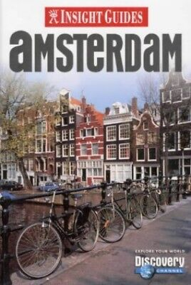 Amsterdam Insight Guide (Insight Guides) Paperback Book The Cheap Fast Free Post