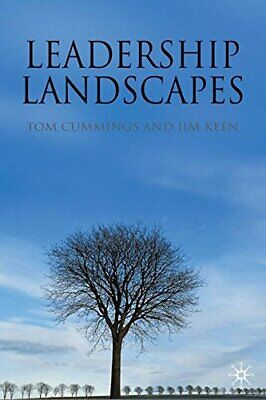 Leadership Landscapes by Cummings, Tom Hardback Book The Cheap Fast Free Post