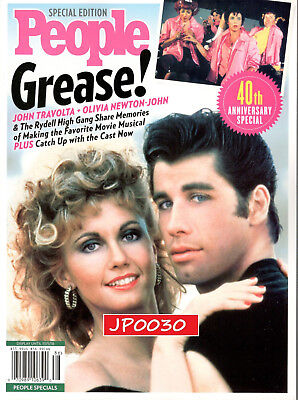 People Special Edition 2018, Grease 40th Anniversary Special, Brand New/Sealed