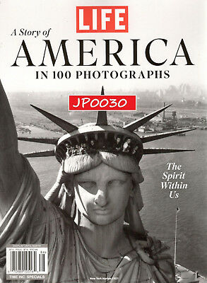 LIFE Special 2018, A Story Of America In 100 Photographs, New/Sealed Cover 1