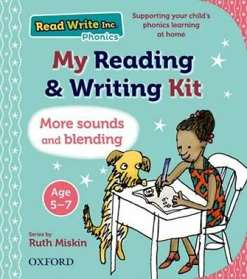 Read Write Inc.: My Reading and Writing Kit: More sounds and blending by Ruth...