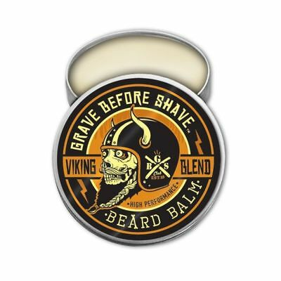 Baume Pour Barbe VIKING BLEND Grave Before Shave BBGBS15