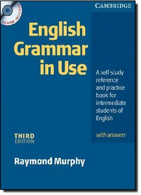 English Grammar In Use with Answers and CD ROM: A Self-study Reference and Prac