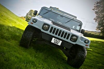 Hummer H1 - Yr 2000. Thousands spent! Many extra's & upgrades. Low Miles! Humvee