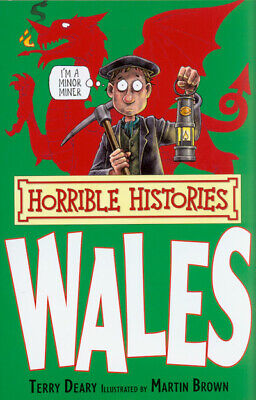 Horrible histories: Wales by Terry Deary (Paperback)
